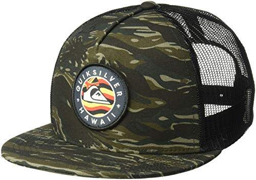 new products b358e 30ea9 Quiksilver Trucker Hat - ShopStyle