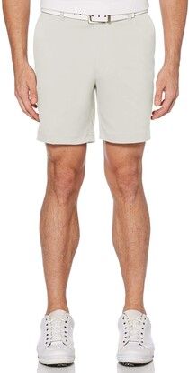 PGA TOUR Men's Standard Flat Front Golf Short with Active Waistband
