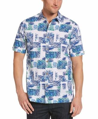 Cubavera EcoSelect Tropical Print Shirt