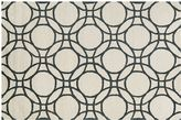 Loloi Taylor Overlapping Circles Wool Rug
