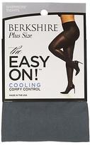 Berkshire Easy On Shimmers Cooling Control Top Tights Plus Size