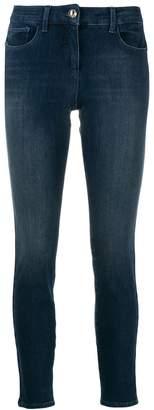 Patrizia Pepe skinny cropped jeans
