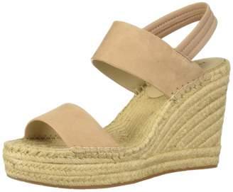 Kenneth Cole New York Women's Olivia Simple Espadrille Wedge Slingback Sandal Sandal