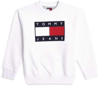 Tommy Hilfiger Junior Tommy Jeans Flag Logo Sweatshirt