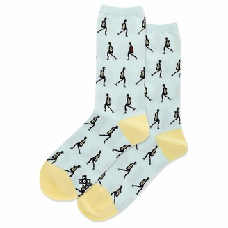 Hot Sox Women's Runway Models Crew Socks