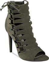 G by Guess Baxter Peep-Toe Dress Sandals