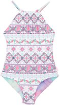 Seafolly Festival Surf Reversible Swimsuit