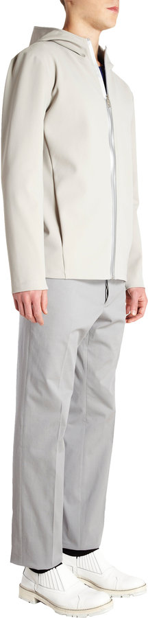 Jil Sander Zip Front Tech Jacket