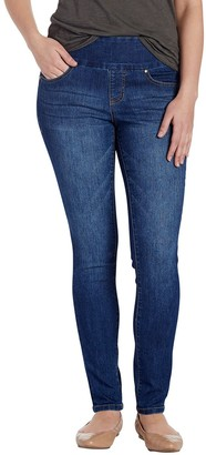 Jag Jeans Women's Nora Skinny Pull on Jean in Comfort Denim