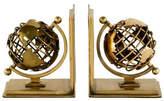 Eichholtz Small Globe Bookend Set of 2 - Brass