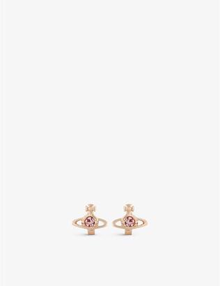 Vivienne Westwood Nano solitaire earrings