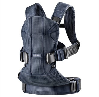 BABYBJÖRN Baby Carrier One Air Navy Blue 0-3 Years