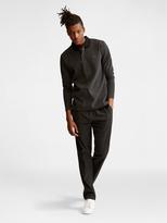 DKNY Long Sleeve Polo Shirt