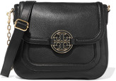 Tory Burch Amanda textured-leather shoulder bag