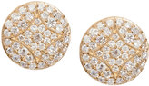 Jamie Wolf Aladdin 18k Pave Diamond Earrings