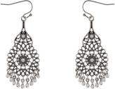 Accessorize Kazbar Filigree Statement Earrings