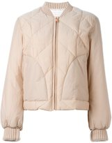 See by Chloe quilted puffer jacket