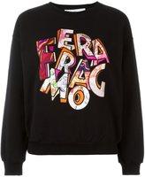 Salvatore Ferragamo logo sweatshirt