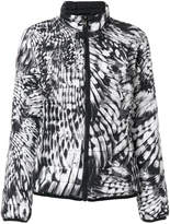 Just Cavalli printed bomber jacket