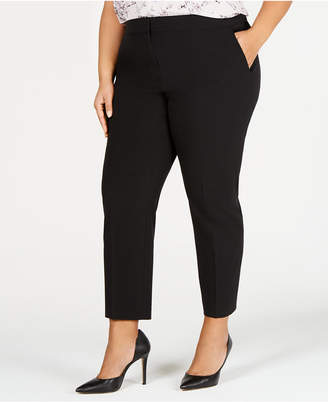 Bar III Trendy Plus Size Ankle Pants