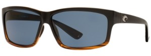 Costa del Mar Polarized Sunglasses, Cut Polarized 60P