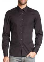 Belstaff Slim Button Front Sportshirt