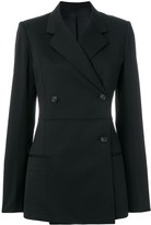 Helmut Lang tailored double-breasted blazer