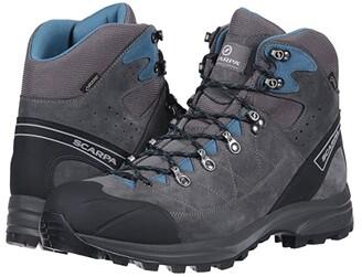 Scarpa Kailash Trek GTX (Shark Grey/Lake Blue) Men's Shoes