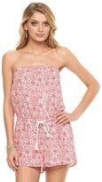 Juicy Couture Women's Strapless Romper
