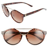 Tory Burch Women's 54Mm Polarized Sunglasses - Tortoise/ Polar
