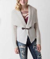 Blanc Noir Knit Jacket