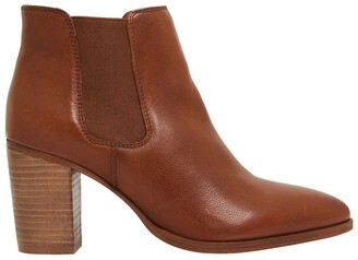 Sandler Neddy Tan Glove Boots