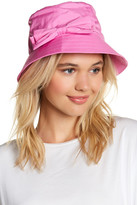 Kate Spade Front Bow Bucket Hat