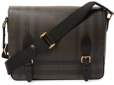 Burberry Messenger Bag with Adjustable Strap
