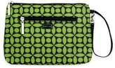 Kalencom Diaper Clutch in Green Clover
