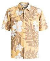 Quiksilver Waterman Men's Shonan Button-Front Shirt
