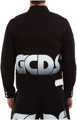GCDS Lobby Boy Denim Jacket