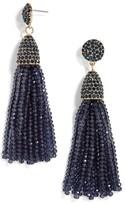 BaubleBar Women's Gem Pinata Tassel Drop Earrings