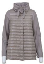 Herno Quilted Feather Down Jacket