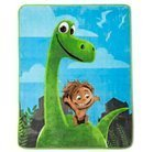 "Disney Good Dinosaur Plush Throw, 50"" x 60"""