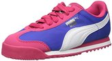 Puma Roma Basic Summer JR Classic Style Sneaker (Little Kid/Big Kid)