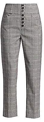 Joie Women's Abony Glen Check Pants