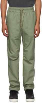 John Elliott Khaki Naval Himalayan Pants