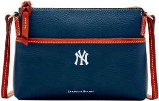 Dooney & Bourke MLB Yankees Ginger Crossbody