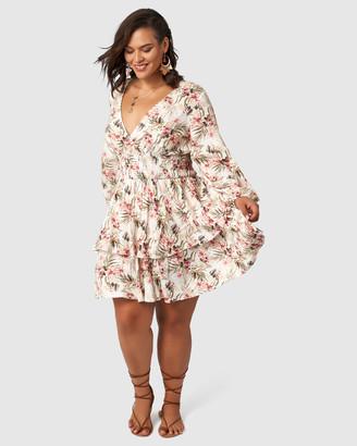 The Poetic Gypsy Sundancer Midi Dress