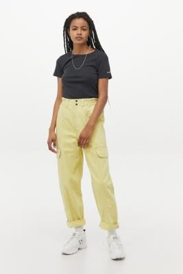 BDG Blaine Lime Jeans - Green 24 at Urban Outfitters