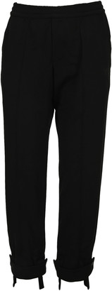 Y-3 Adidas Y3 Classic Tailored Cuffed Track Pants