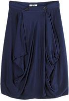 Acne Fold Skirt