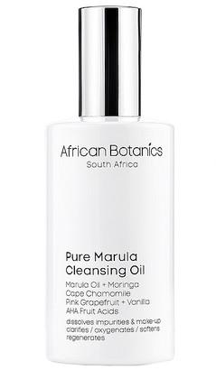 African Botanics Pure Marula Cleansing Oil