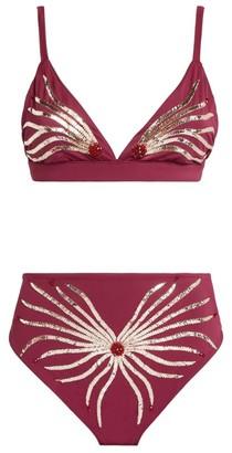Oceanus Ursula Embellished Bikini